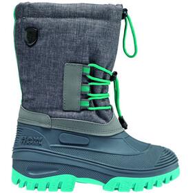 CMP Campagnolo Ahto WP Snow Boots Juniors Asphalt Melange